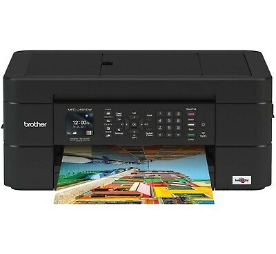 Smart. Affordable. Convenient. The Brother Work Smart Series MFCJ491DW all-in-on