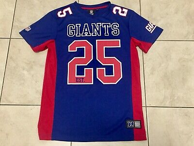 NEW YORK GIANTS Official NFL Team Apparel Top Size S BRAND NEW FREE POSTAGE