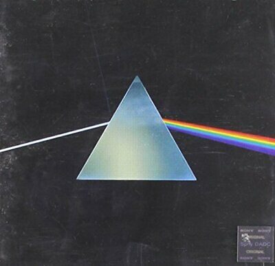 Pink Floyd - Dark Side of the Moon - Pink Floyd CD MKVG The Cheap Fast Free Post