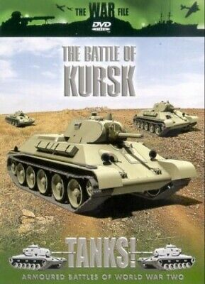 Tanks! - The Battle Of Kursk [DVD] - DVD  KQVG The Cheap Fast Free Post