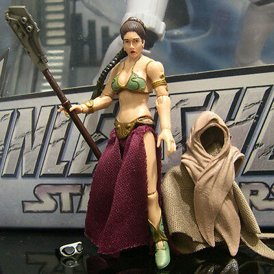 STAR WARS the vintage collection PRINCESS LEIA sandstorm outfit ROTJ VC88