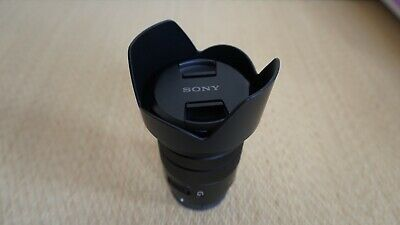 「N Mint 」Sony E PZ 18-105mm f/4 G OSS (With a CPL filter)