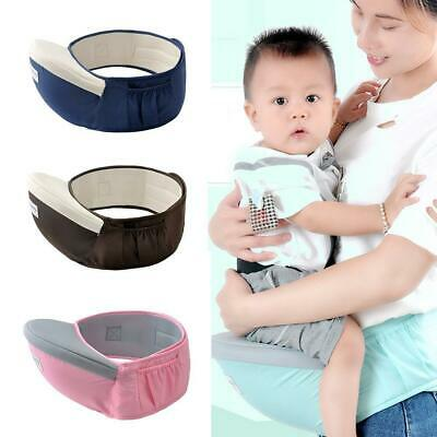 Baby Hip Seat Waist Bench Stool Travel Baby Carrier Kid Sling Holder New