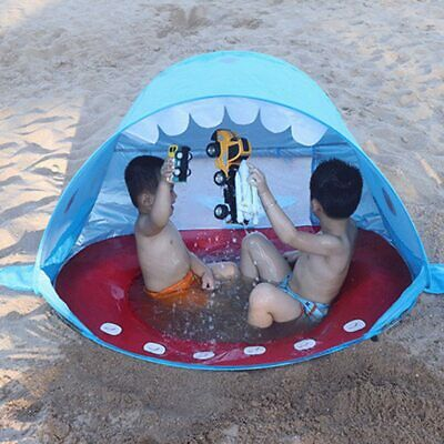 Kids Tent Pool Portable Folding Outdoor Awning Tent Kids Play House Tent Toys