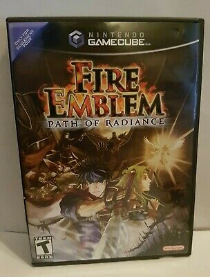 Fire Emblem: Path of Radiance/ Complete In Box/ Great Condition/ Tested Working