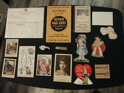 Junk drawer lot some items over 100 years old