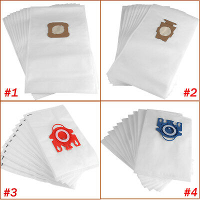 6/10X Vacuum Cleaner Bags Non-woven Fabric Dust Bags for KIRBY SENTRIA G10 G10E