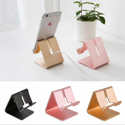 UK Universal Mobile Phone Cell Phone Holder Table Desk Stand for Samsung iPhone