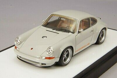 MAKE UP VM111F 1/43 VISION Porsche Singer 911 964 Green New