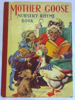 Mother Goose nursery rhyme book (Anon - Undated) (ID:70717)