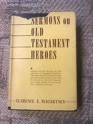 SERMONS ON OLD Testament Characters by Clovis G  Chapprll