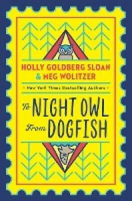 To Night Owl from Dogfish von Holly Goldberg Sloan [Penguin LCC US]