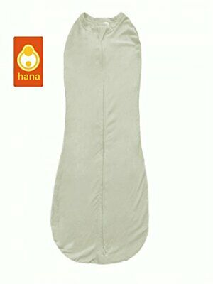 Swaddle Pod Hana bamboo 3-6 months / 14-19 lbs / 6.5-9 kgs (Off (3-6|off white)