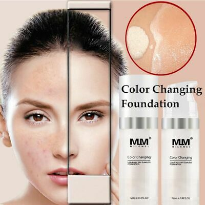 TLM Makeup Magic Flawless Color Changing Foundation Change To Your Skin Tone GT