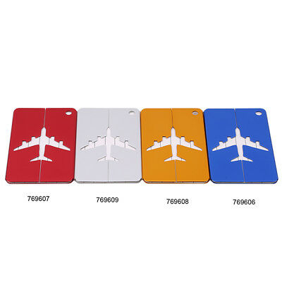 Travel Luggage Tags Suitcase Label Name Address ID Bag Baggage Tag CO