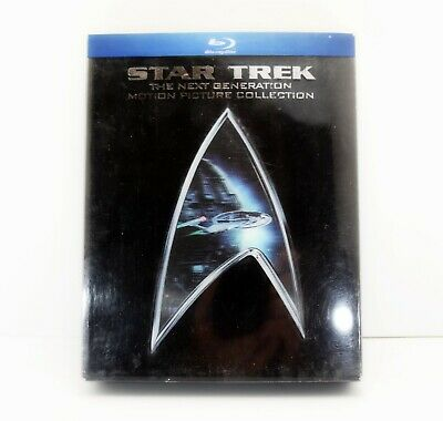 Star Trek: The Next Generation Motion Picture Collection Blu-Ray Set I-12997