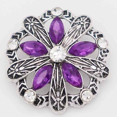 Fashion Charms & Charm Bracelets Jewelry & Watches Snap It Button Charm Fit Ginger Snaps Style Jewelry     **We Combine Shipping**