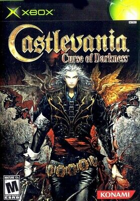 Castlevania: Curse of Darkness - Original Xbox Game - Game Only