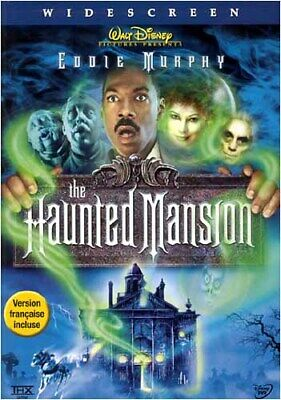 The Haunted Mansion (Widescreen Edition) (Dvd)