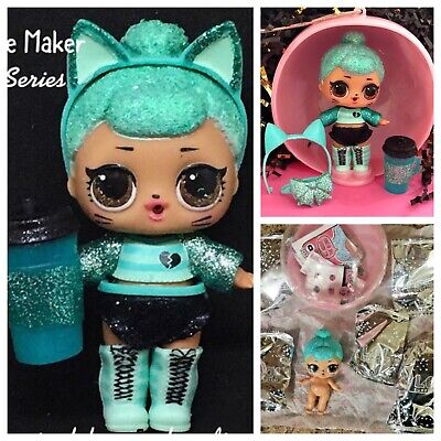 LOL Surprise TroubleMaker Series 2 Doll Ball Glam Glitter Sparkle Bling Series
