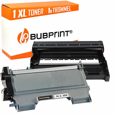 Toner & Tamburo Compatibile con Brother TN-2220 DR-2200 DCP-7055 HL-2130