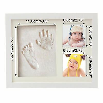 Inkless Wipe Hand Foot Print Kit Child Newborn Baby Safe Christening Keepsake UK