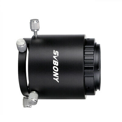 SV123 Spotting Scope Camera Adapter+Canon DSLR&SLR Cameras T2 Mount Adapter Ring