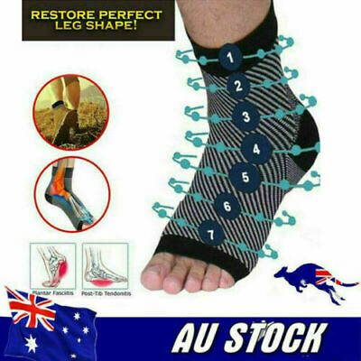 Vita-Wear Copper Infused Magnetic Foot Support Compression Original Quality HOT