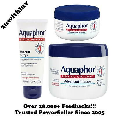 Aquaphor Healing Ointment For Dry Cracked Or Irritated Skin *Free Express Post*