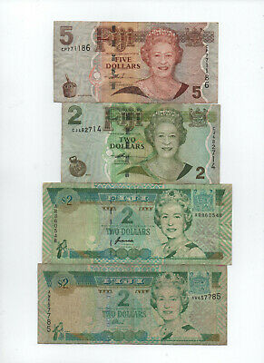 Fiji  Four  Notes