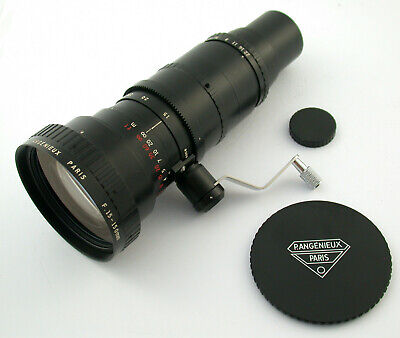ANGENIEUX 10x15 B 2,8/15-150 15-150 15-150mm F 2,8 C-mount Super-16 adapt. digi