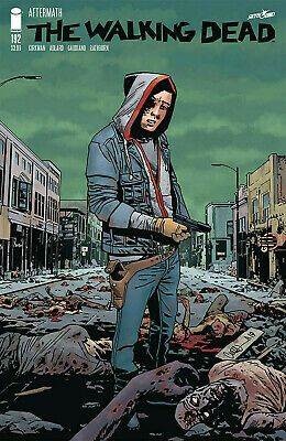 The Walking dead #192 NM Cover A 1st Print
