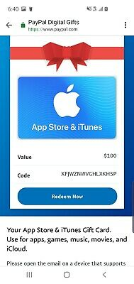 $15 ITUNES GIFT Card (Email Delivery) - $12 99 | PicClick