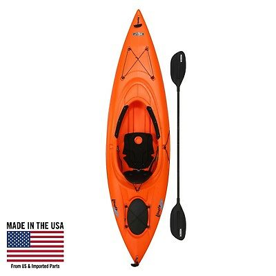 LIFETIME LANCER 100 Sit-In Kayak Paddle Included 90817