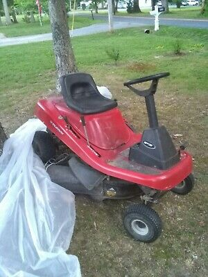 MURRAY RIDING LAWN Mower Model 40541D Good Used Left Hand