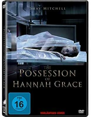 The Possession of Hannah Grace, 1x DVD-9