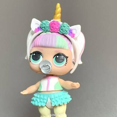 LOL Surprise Doll UNICORN Series 3 Wave 2 DEFECT TOY - random 1Pc