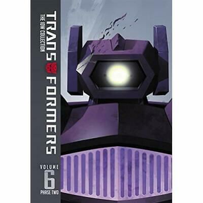 Transformers: IDW Collection Phase Two Volume 6 - Hardcover NEW Barber, John 10/