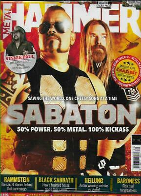 METAL HAMMER Magazine - No.324 (NEW)*Post included to UK/Europe/USA/Canada