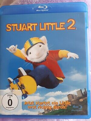 Blu-ray stuart little 2 languages on the picture