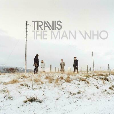TRAVIS THE MAN WHO DELUXE 2 CD EDITION (Released June 21st 2019)