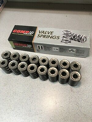 Comp Cams Solid Roller Cam Valve Springs 200-600lbs Manley Titanium Retainers