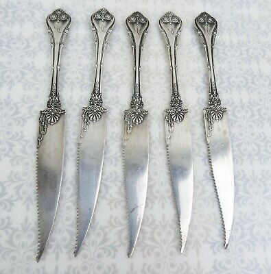 The coolest looking knives! Whiting Empire 5 citrus knives 1892 mono AC