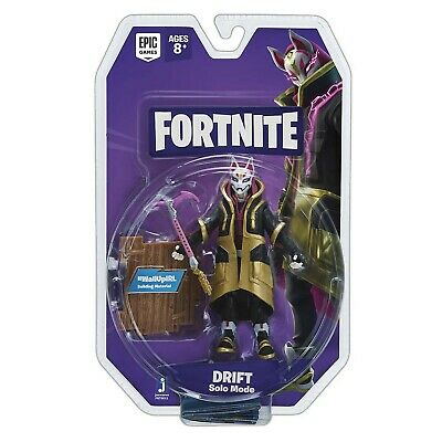 Fortnite Solo Mode Core Figure Pack, Drift