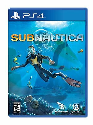 Subnautica - PlayStation 4 [video game]