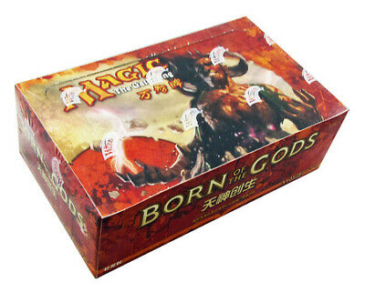Born of the Gods Sealed Booster Box *Chinese* MTG 36 Packs!