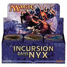 Magic the Gathering Journey into Nyx *French* Booster Box -36 Booster Packs