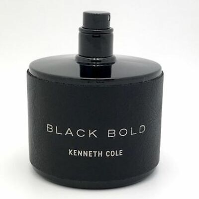 BLACK BOLD by Kenneth Cole cologne men edp 3.3 / 3.4 oz New Tester