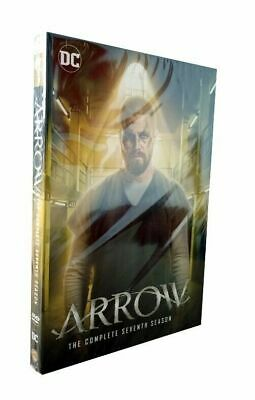 Arrow Season 7 DVD Box Set Brand New Sealed Free Postage