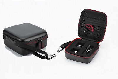 Wireless Microphone Storage Bag Travel Carring Case For Rode Wireless GO Compact